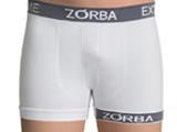 70372d097 Cueca Boxer Infantil Zorba sem Costura em Microfibra